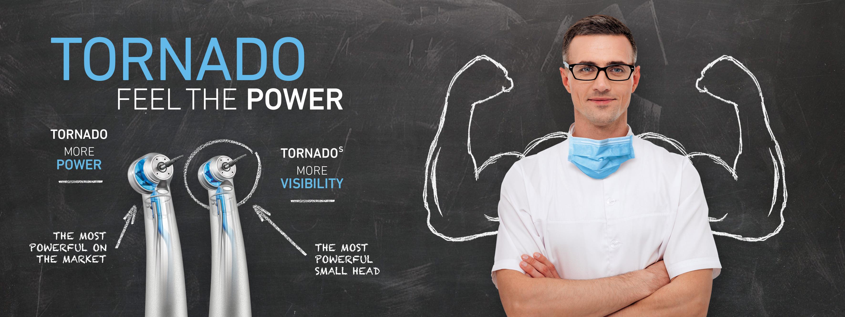 Preorder your TornadoS